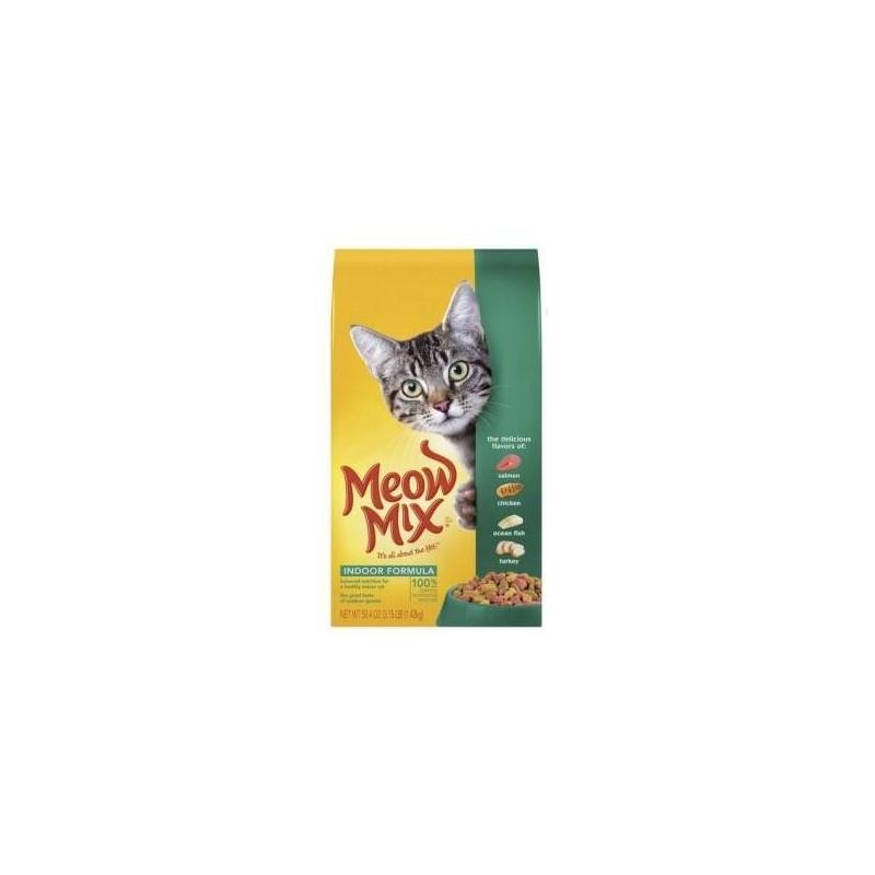 MEOW MIX INDOOR 1,42K