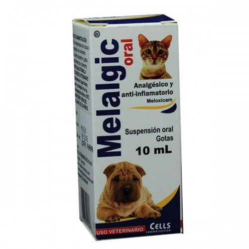 MELALGIC 10ML