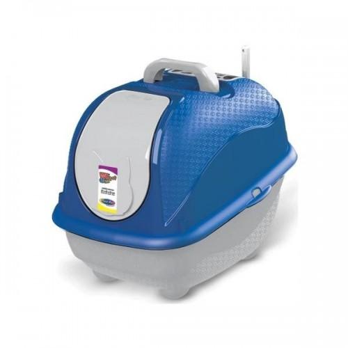 Arenera IGLU Con Pala WC Cat Azul