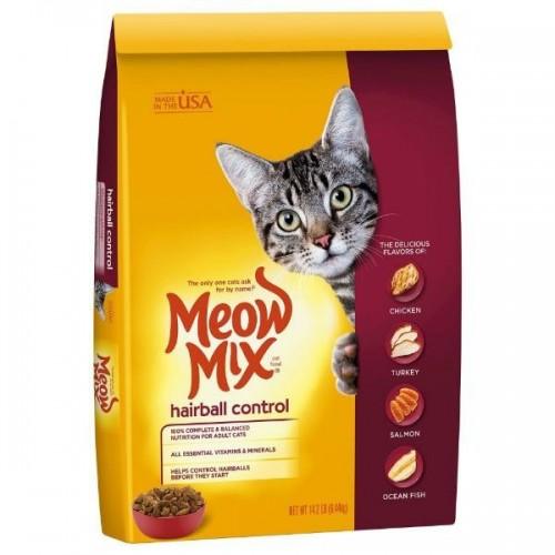 Meow Mix - Hairball Control
