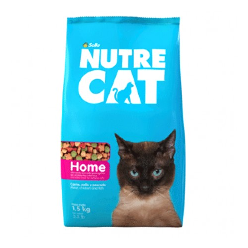 Nutre Cat - Home