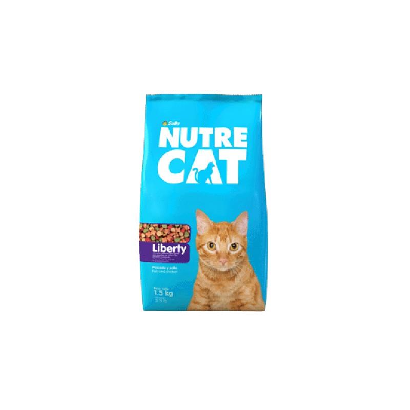 NUTRECAT LIBERTY 500 GR