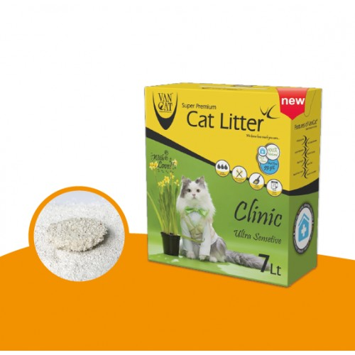 Arena Van Cat - Ultracompact Antibacterial